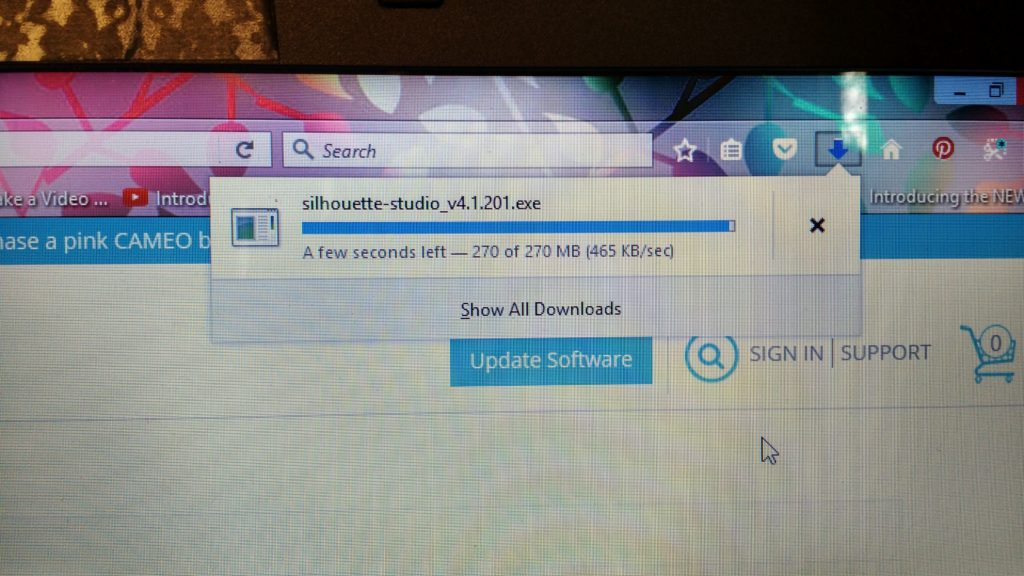 Updating Silhouette Studio When Two Versions Are Installed